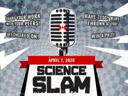 UNL's fifth annual Science Slam will be held on April 7.