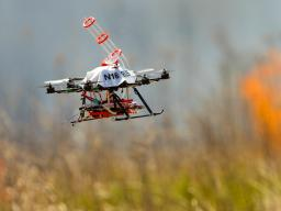 Enroll in CSCE 496/896: Robotics: Unmanned Aerial Systems.