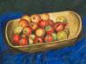"""Walt Kuhn's """"Apples in Wooden Boat."""""""