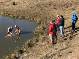 In 2022, the University of Nebraska-Lincoln's School of Natural Resources programming will be showcased when it hosts the 14th Biennial Conference on University Education in Natural Resources. Courtesy Larkin Powell