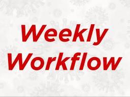 Weekly Workflow