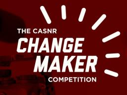 Applications for the CASNR Change Maker Competition are due at noon on May 15 and winners will be notified throughout June.