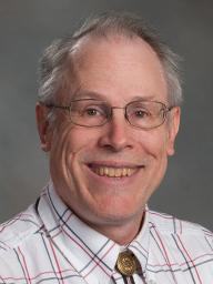 Charles Riedesel, assistant professor of practice in computer science and engineering.