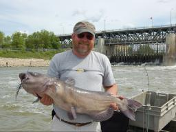 Mark Pegg recently recapped a major study on KXNO Des Moines, describing how he and a team of researchers tagged and tracked the movements of nearly 16,000 channel catfish.