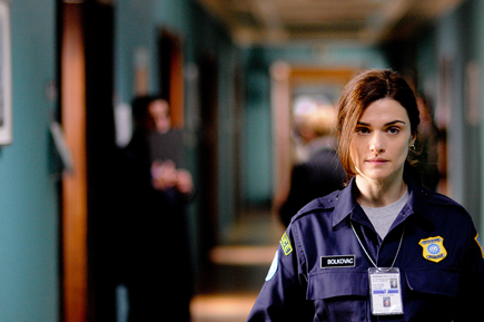 "Rachel Weisz stars in ""The Whistleblower,"" playing Oct. 14-20 at the Ross."