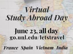 Virtual Study Abroad Day