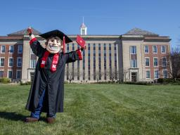 The University of Nebraska–Lincoln's August commencement is shifting to an online celebration due to COVID-19 concerns.