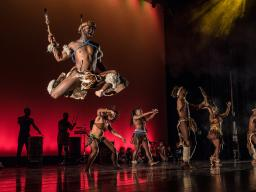 The Lied Center's new season kicks off Sept. 10 with a performance by Step Afrika!, a dance troupe that integrates song, storytelling, humor and audience participation to create a heart-pounding experience that celebrates the African-American tradition of