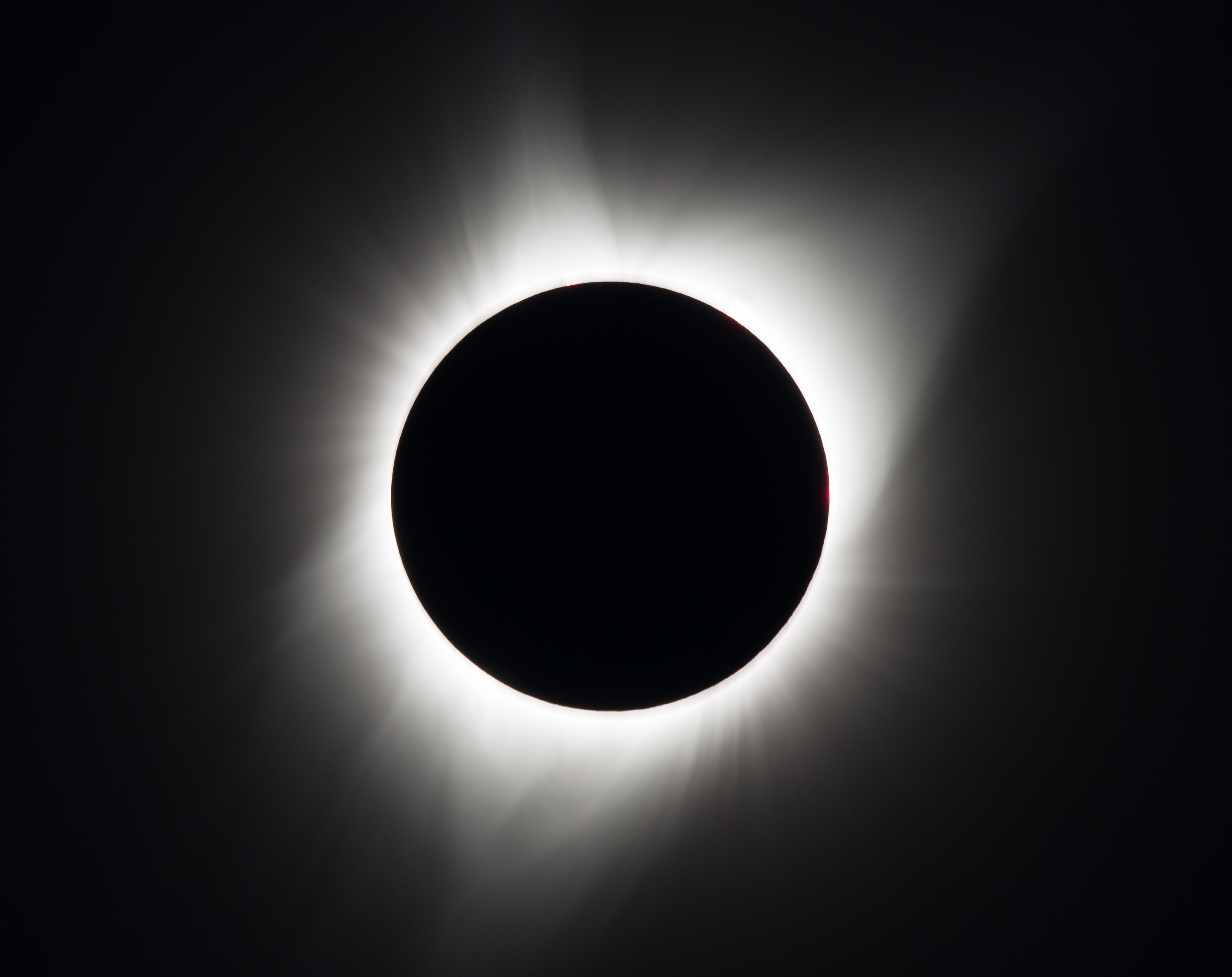 A recent study led by Rezaul Mahmood, Director of the High Plains Regional Climate Center, detailed how the Aug. 21, 2017 total solar eclipse affected atmospheric conditions in Kentucky. Aubrey Gemignani, NASA