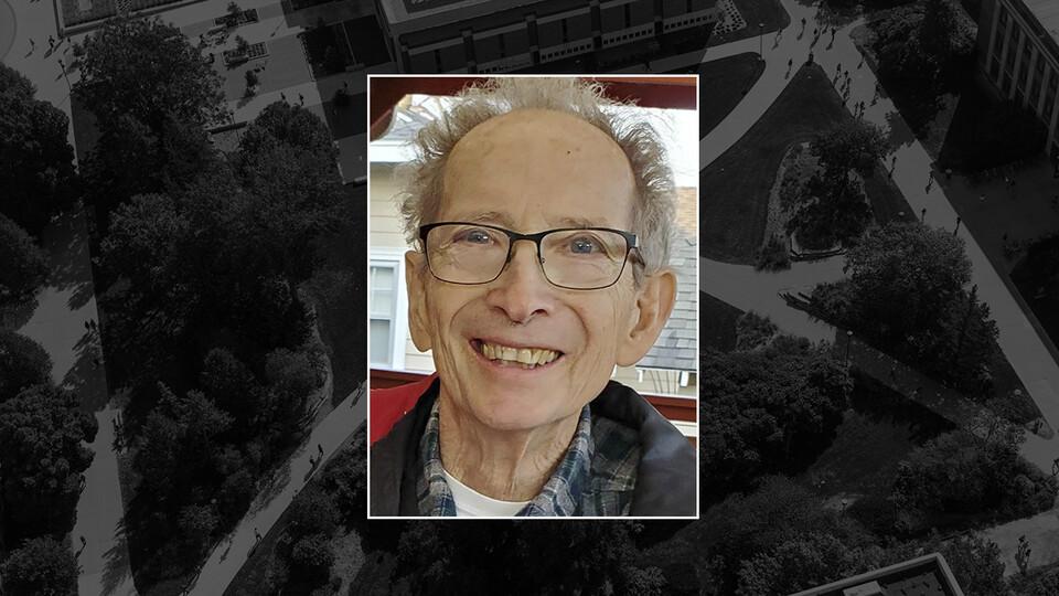 Professor emeritus Melvin Thornton