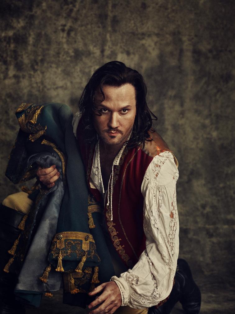 Mariusz Kwiecien as Don Giovanni