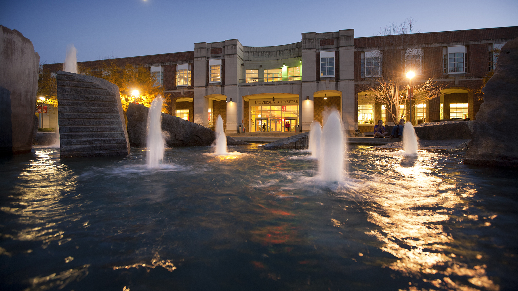 There are plenty of entertaining late-night options to experience on campus.
