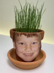 Make a pot person