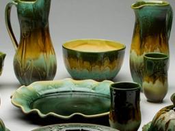 "Alyssa May, ""Tableware Set,"" porcelain and ceramic, dimensions vary, 2020."