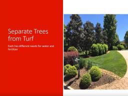 GROBigRed program on Tree Care