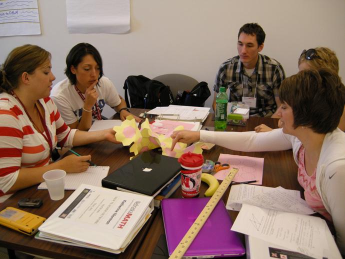 New Teacher Network Summer 2011