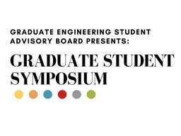 Graduate Student Symposium