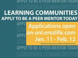 Ad to apply to be a mentor with a QR code for more information.