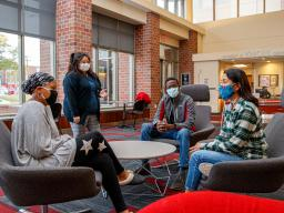 New opportunities for residential students to connect will take place in Spring 2021.