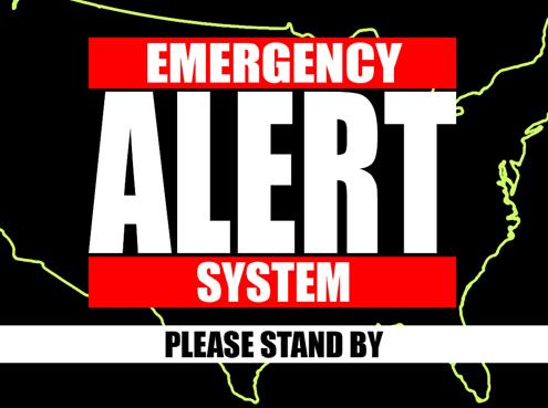 National Emergency Alert Test Today For Radio TV