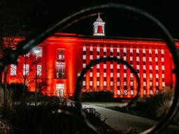 Glow Big Red is a 24-hour online fundraising event to support the University of Nebraska-Lincoln.