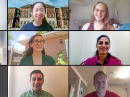 NUtech Ventures summer intern class of 2020.