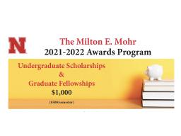 The Milton E. Mohr 2021-22 Awards Program