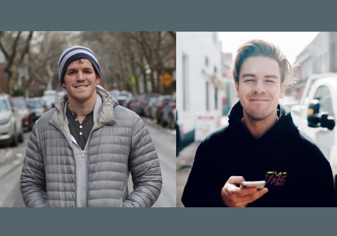 Don't miss social media stars Cody Ko and Brandon Stanton on back-to-back nights this month.