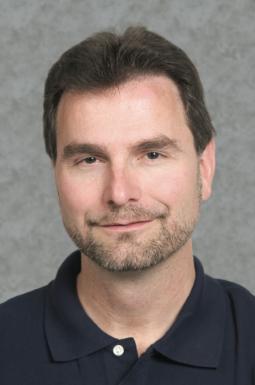 Alan Mattingly, associate professor of horn and director of the UNL Husker Horn Choir.