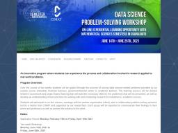 Data Science Problem-Solving Workshop
