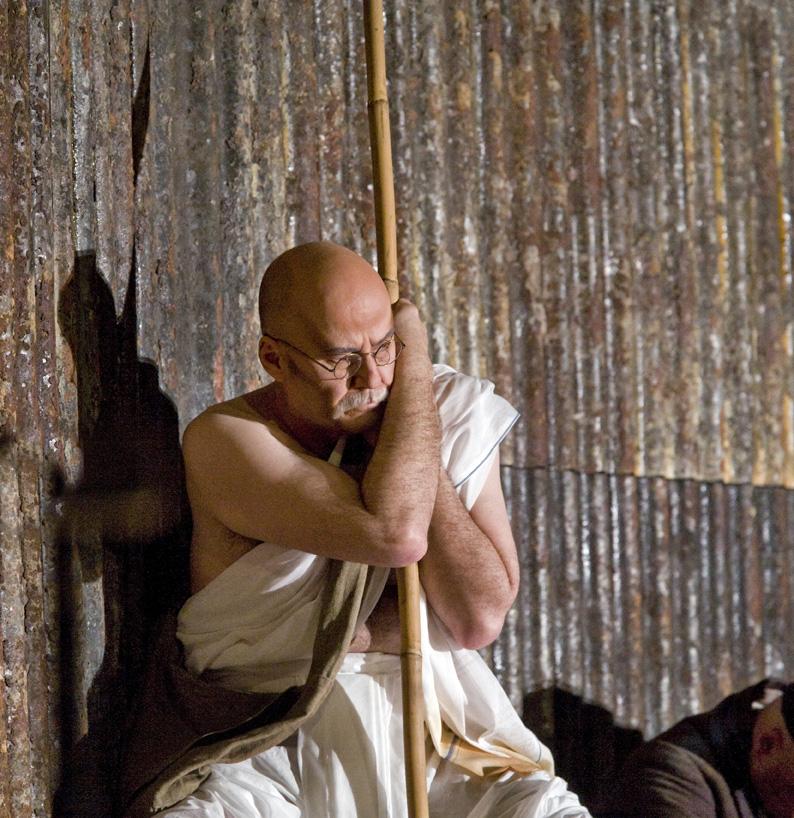 Richard Croft in 'Satyagraha'