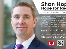 Shon Hopwood: Hope for Redemption