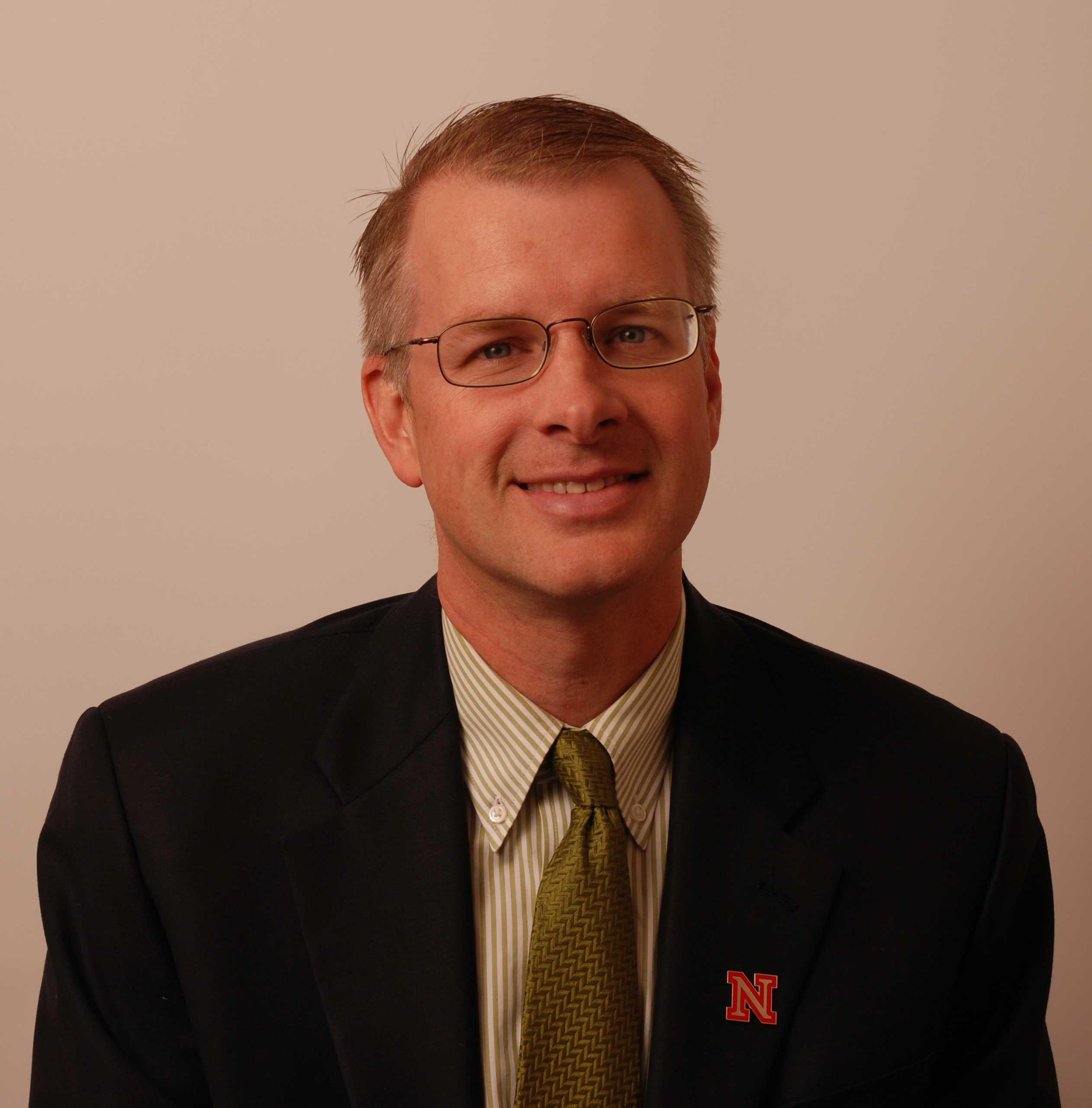 UNL MME Prof. Shane Farritor