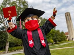 On May 7, the University of Nebraska-Lincoln will honor the more than 700 international students who have graduated in the last academic year at a virtual reception with special remarks from the university community and selected students.