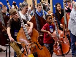 Bassists of all ages and from around the world will participate in the virtual ISB Convention June 8-12.