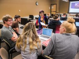 Review and LA placement will begin in May, however, students and postdocs may send in applications up until a few weeks before the start of the fall semester.