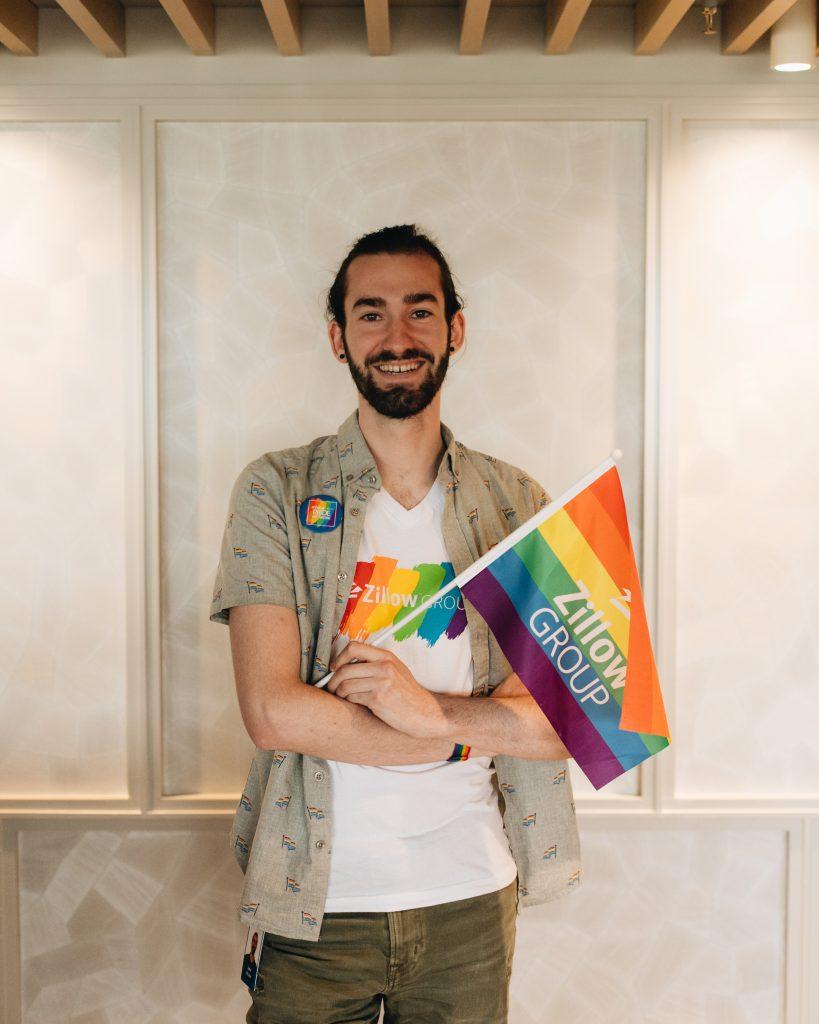 Jake Piccini, Zillow software development engineer, Seattle.