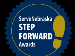 Step Forward Awards will be held Friday, October 22, 2021, at the Nebraska Innovation Campus in Lincoln, NE