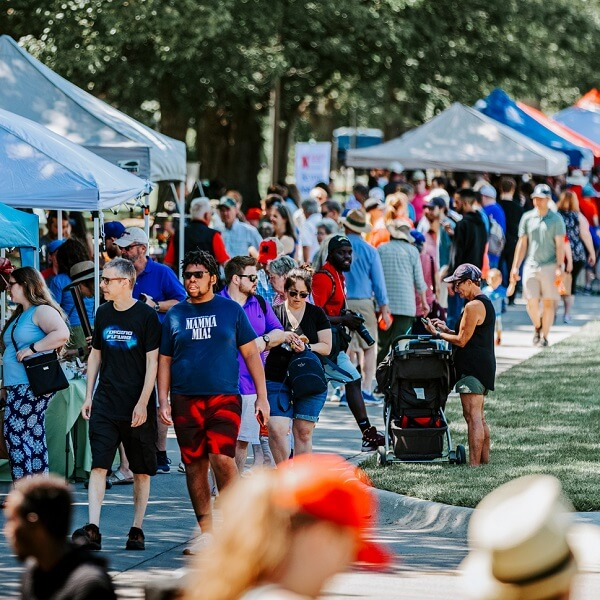 The East Campus Discovery Days and Farmer's Market at the University of Nebraska–Lincoln is a fun, family-friendly event for all ages.