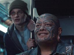 """""""Drunk Bus,"""" which shows at the Ross from July 23 to Aug. 5, follows the unexpected friendship between Charlie, a down-on-his-luck bus driver, and Pineapple, a 300-pound, punk rock Samoan."""