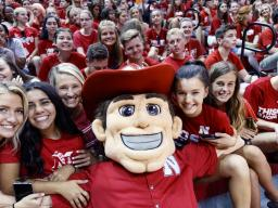 Big Red Welcome events kickoff with Playfair on August 18, 2021 and continue for six weeks.