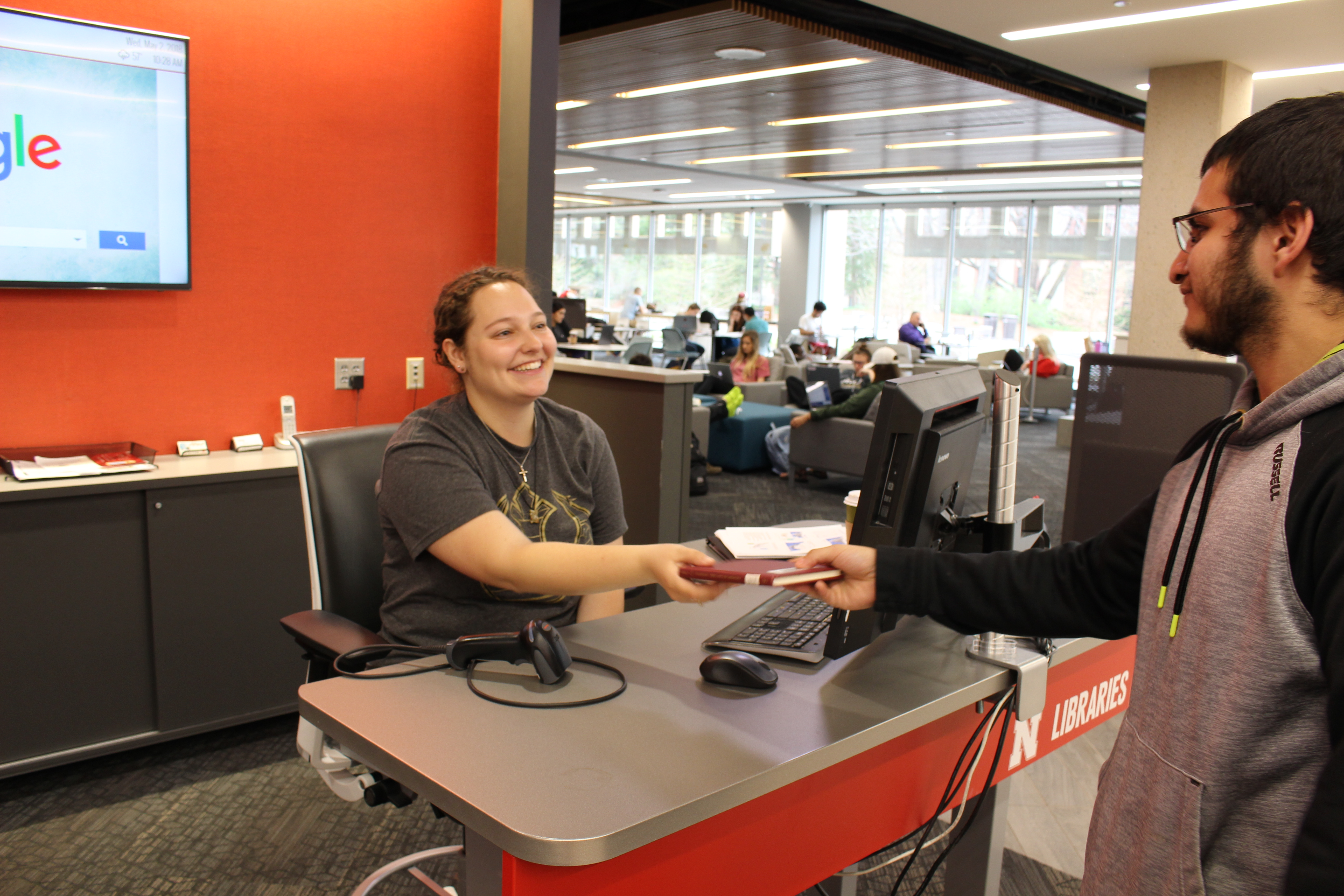 Overdue fines on books have been eliminated, easing a financial burden for Nebraska students.