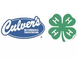 Culvers 4-H logos for enews.jpg
