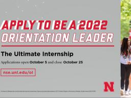 2022 Orientation Leaders