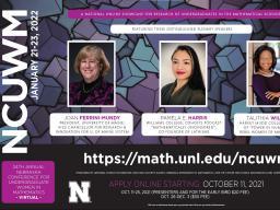 24th annual Nebraska Conference for Undergraduate Women in Mathematics