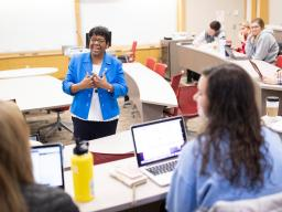 The new business and law major at Nebraska offers students an interdisciplinary education in which they gain foundational legal knowledge to better solve business challenges. Graduates will be prepared to fill roles in multiple growing fields requiring so