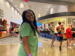 RAs help residents get the most out of their housing experience.