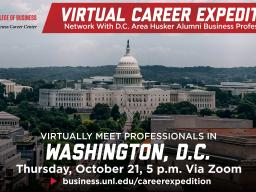 Virtual Networking with D.C. Professionals
