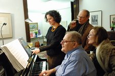 """The School of Music's """"Community Piano Experience"""" begins Feb. 7. Registration is now open."""