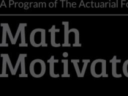 Math Motivators Event